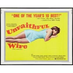 Unfaithful Wife - La femme...