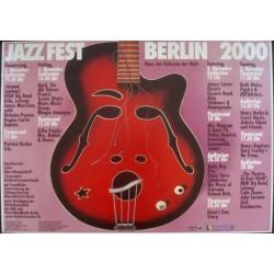 Berlin Jazz Festival 2000