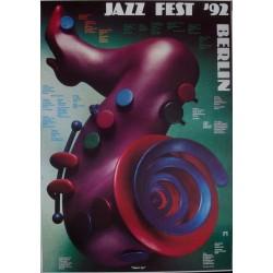 Berlin Jazz Festival 1992 (A0)