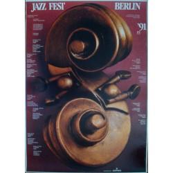 Berlin Jazz Festival 1991 (A0)