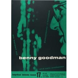 Benny Goodman: Munich 1958