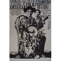 American Folk And Country...