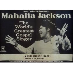Mahalia Jackson: Basel 1969