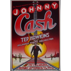 Johnny Cash: Fillmore F162