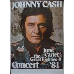 Johnny Cash: German Tour 1981