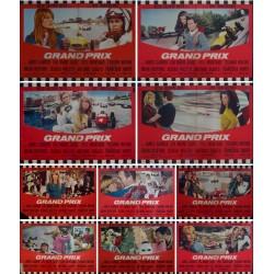 Grand Prix (Fotobusta set of 10)