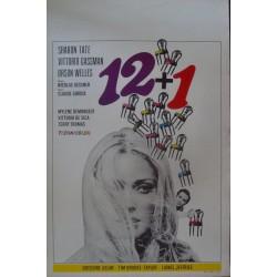 12 + 1 - Twelve Plus One (Belgian)