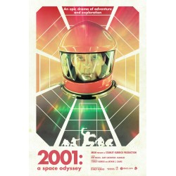 2001 A Space Odyssey (R2021 Variant)