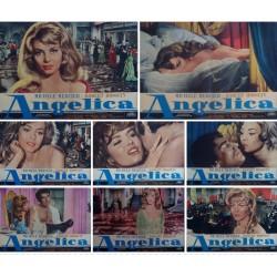 Angelique Marquise des anges (Fotobusta set of 8)