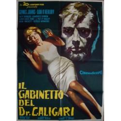 Cabinet of Caligari...