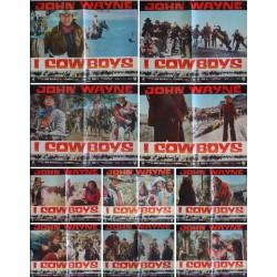 Cowboys (Fotobusta set of 10)