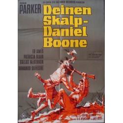 Daniel Boone: Frontier Trail Rider (German)