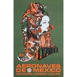 Aeronaves de Mexico Cozumel (1972)
