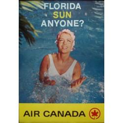Air Canada Florida Sun Anyone? (1965)