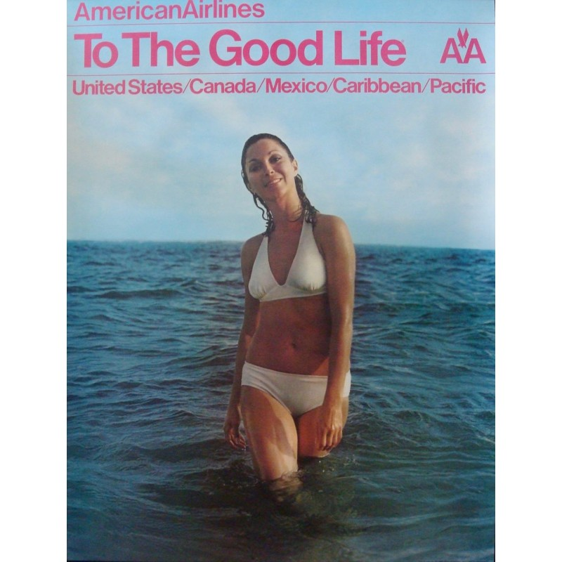 American Airlines To The Good Life (1973)