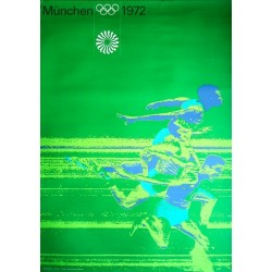 Munich 1972 Olympics Sprint