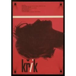 Cry - Krik (Czech A3)