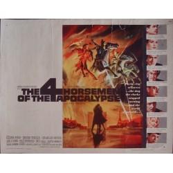 4 Horsemen Of The Apocalypse (Half Sheet style B)