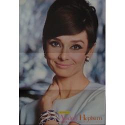 Audrey Hepburn (Japanese 1973)