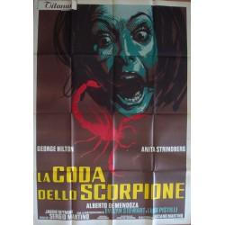 Case Of The Scorpion's Tail (Italian 2F)