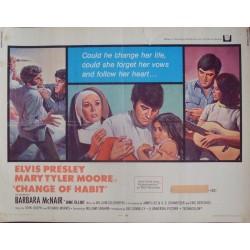 Change Of Habit (Half sheet)