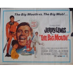 Big Mouth (Half sheet)