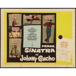 Johnny Concho (half sheet)