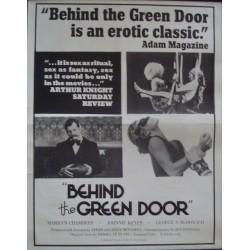 Behind The Green Door (style C)