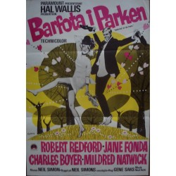 Barefoot In The Park (Swedish)