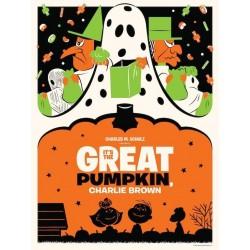 It's The Great Pumpkin...