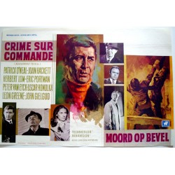 Assignment To Kill (Belgian)