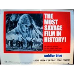 Soldier Blue (Half sheet)