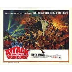 Attack On The Iron Coast...