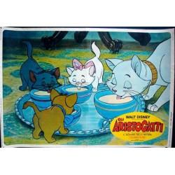 Aristocats (fotobusta)