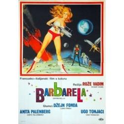 Barbarella (Yugoslavian)