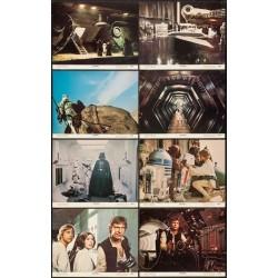 Star Wars (Lobby card set...