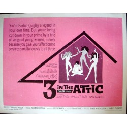 3 In The Attic (half sheet)
