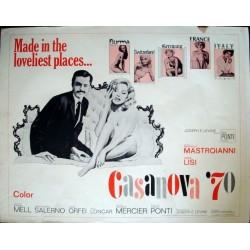 Casanova 70 (Half sheet)