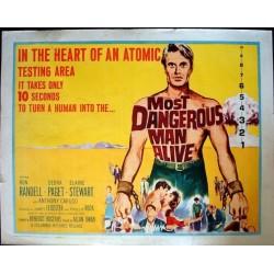 Most Dangerous Man Alive...
