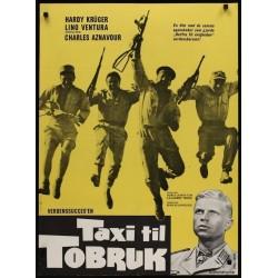 Taxi pour Tobrouk (Danish)