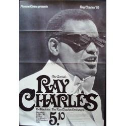 Ray Charles: Frankfurt 1976