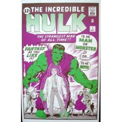 Incredible Hulk 1 FOOM