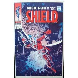 Nick Fury Agent Of Shield 6...