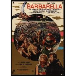 Barbarella (Italian 1F)