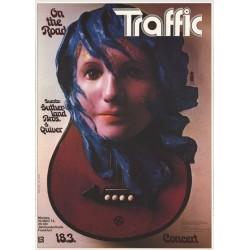 Traffic: Frankfurt 1974