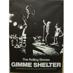 Gimme Shelter (French Moyenne)