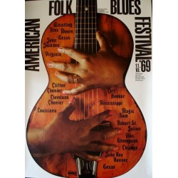 American Folk and Blues...