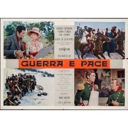 War and Peace (fotobusta...