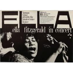 Ella Fitzgerald: Dusseldorf...