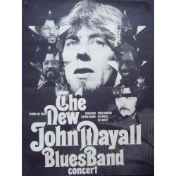 John Mayall: German Tour 1972